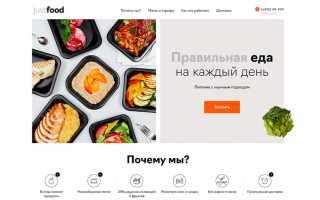 Наклейка «заказ еды» в инстаграм