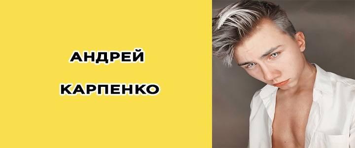Андрей ноилс (тик ток): биография и инстаграм фото, его девушка карина аракелян и видео тиктокера