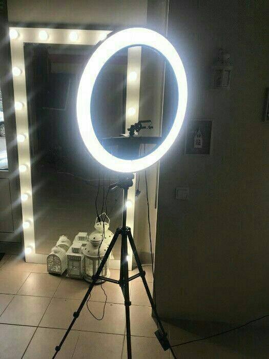 Лампа для тик тока: сколько стоит кольцевая модель