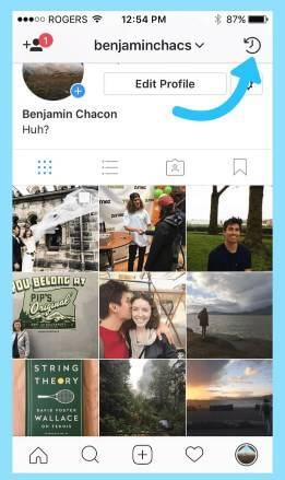 Как архивировать фото в инстаграме. 3 способа