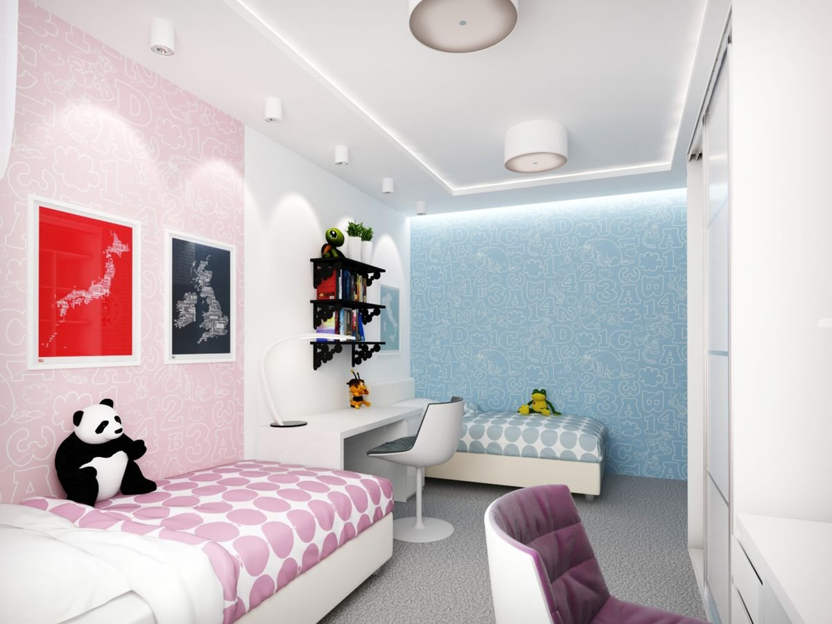 Комната для мальчика — дизайн для детей разного возраста