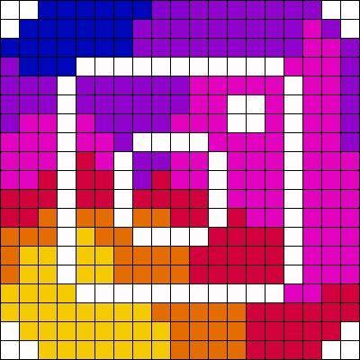 Как рисовать по клеточкам лего: красивые картинки для начинающих