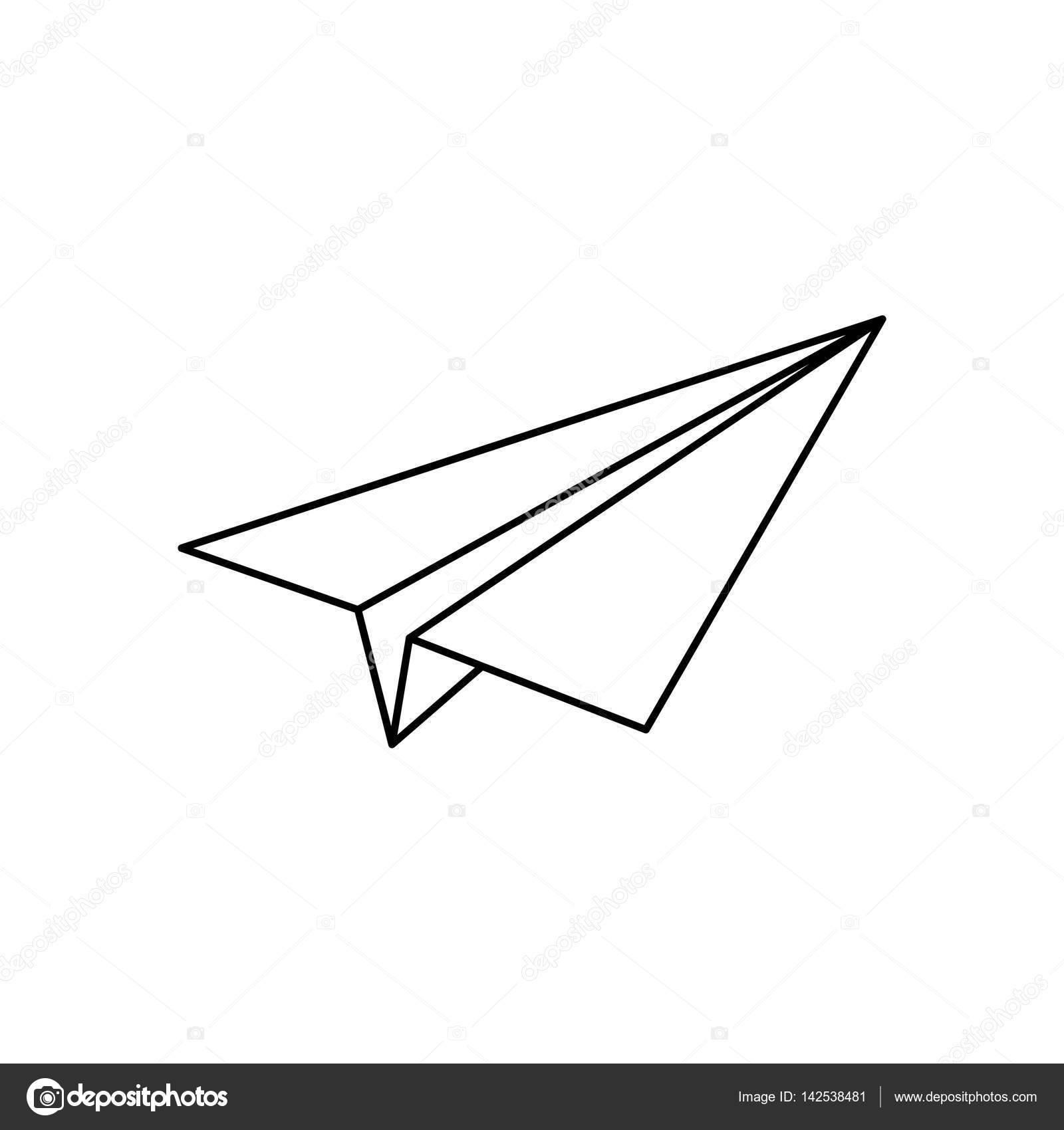 Как нарисовать самолетик из тик тока пошагово?