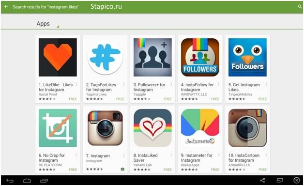 Топ-10 лучших сайтов для накрутки лайков в инстаграме