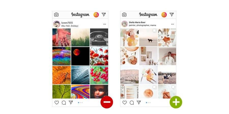 Инстаграм: оформление ленты и создание контента | sovadvice