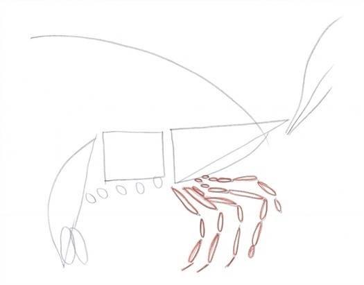 Как рисовать тик ток карандашом: поэтапно