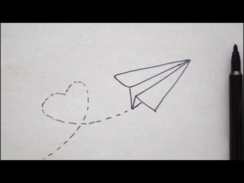 Как нарисовать самолет поэтапно карандашом (53 фото) - легкие мастер-классы по рисованию самолета