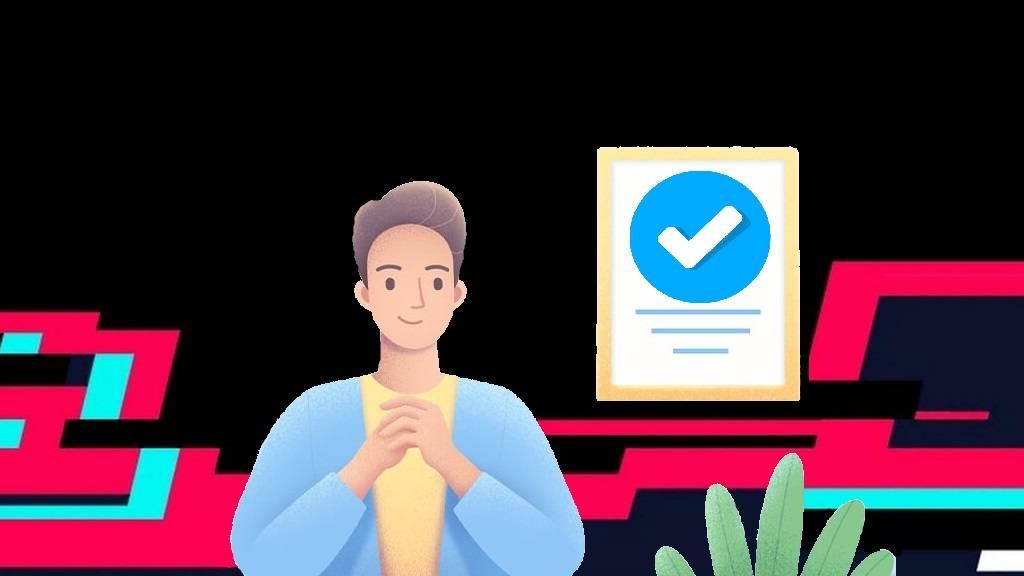 Как получить галочку в тик токе без популярности • подписчики инстаграм