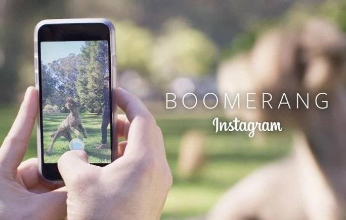 Как сделать бумеранг из уже снятого видео на андроиде, айфоне