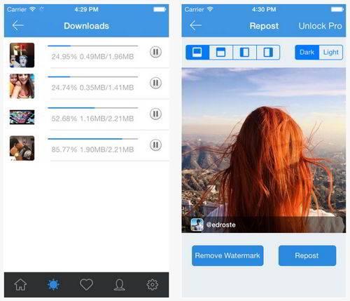 Сохранение фото из instagram на компьютер: все способы