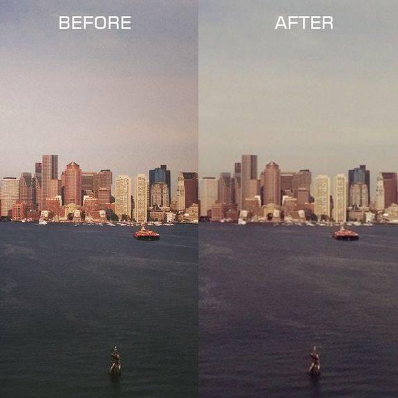 Как выложить фото в инстаграм без потери качества и без границ