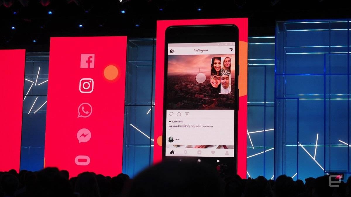 Соцсеть instagram запустила функцию видеочата