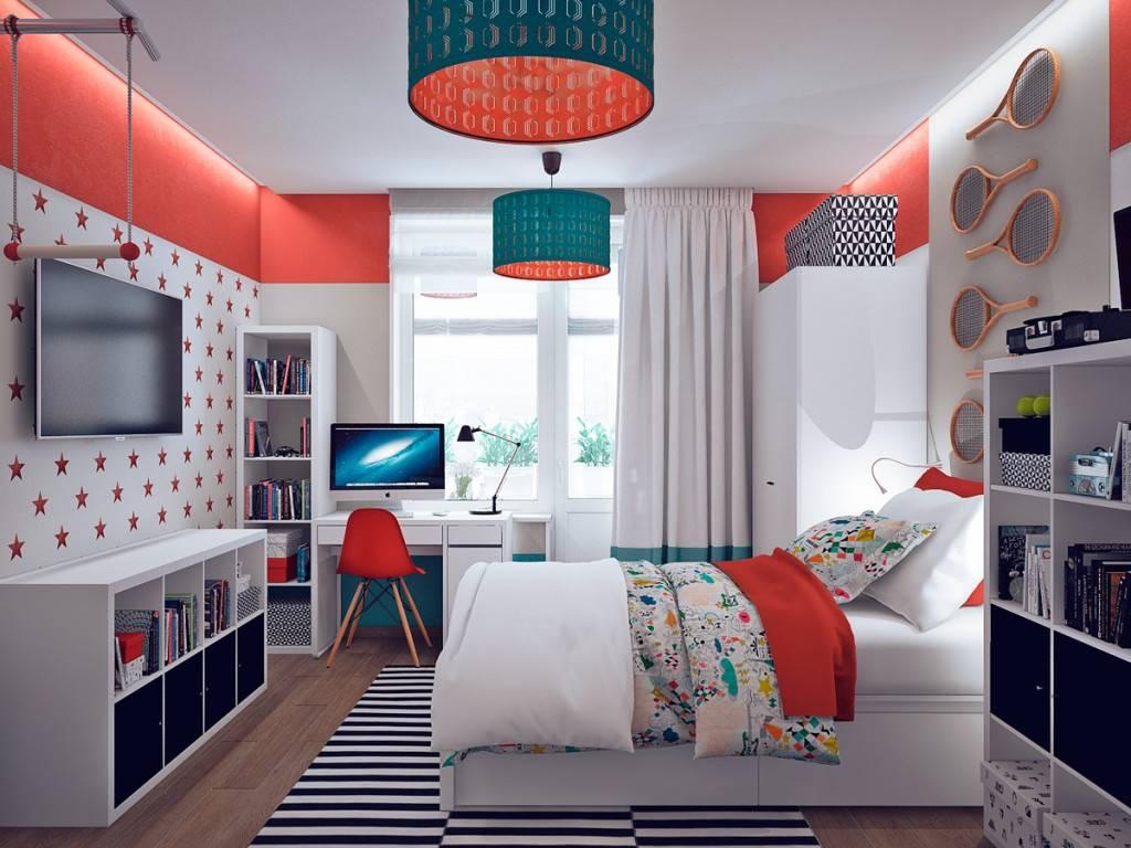 Детская комната от икеа — стильный и современный дизайн (60 фото)
