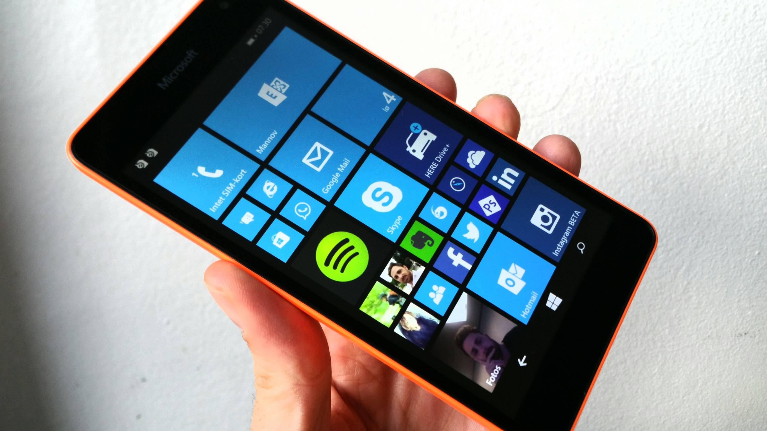 Обновляем lumia 640 до windows 10 mobile через otc updater