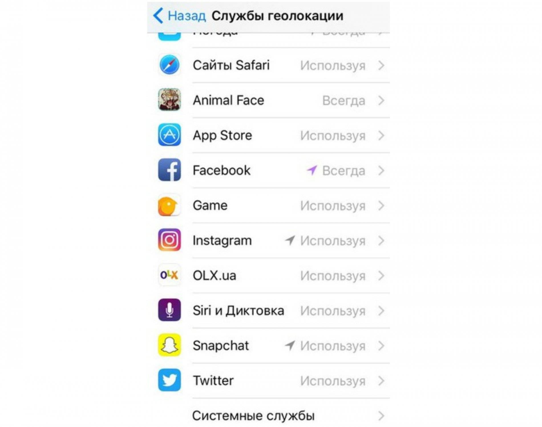 Как создать новое местоположение в инстаграм: через android и ios