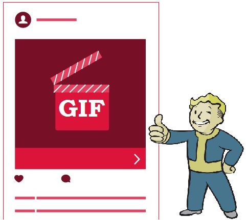 Как сделать свои гифки в инстаграм, загрузить, добавить и выложить gif, где найти