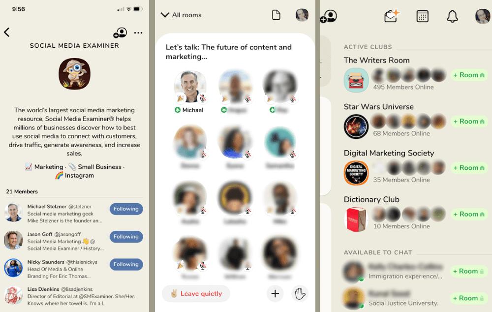 Clubhouse — социальная сеть, регистрация, инвайты в клабхаус