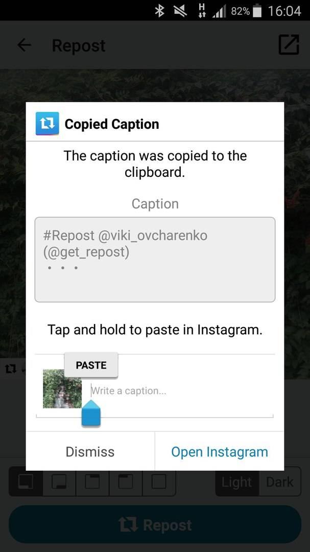 Как сделать репост в инстаграме к себе на страницу с текстом: основные способы