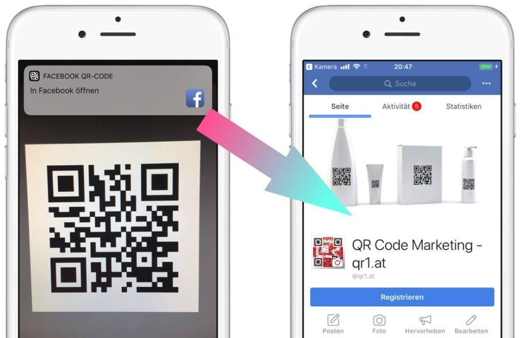 Как создать инстаграм визитку и поделиться ей
