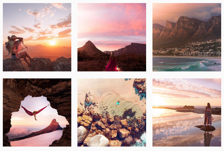 Как делать красочные фото для инстаграма
