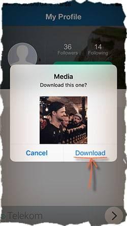 Как сохранять (скачать) свои или чужие сторис из instagram на iphone, android и компьютер   новости apple. все о mac, iphone, ipad, ios, macos и apple tv