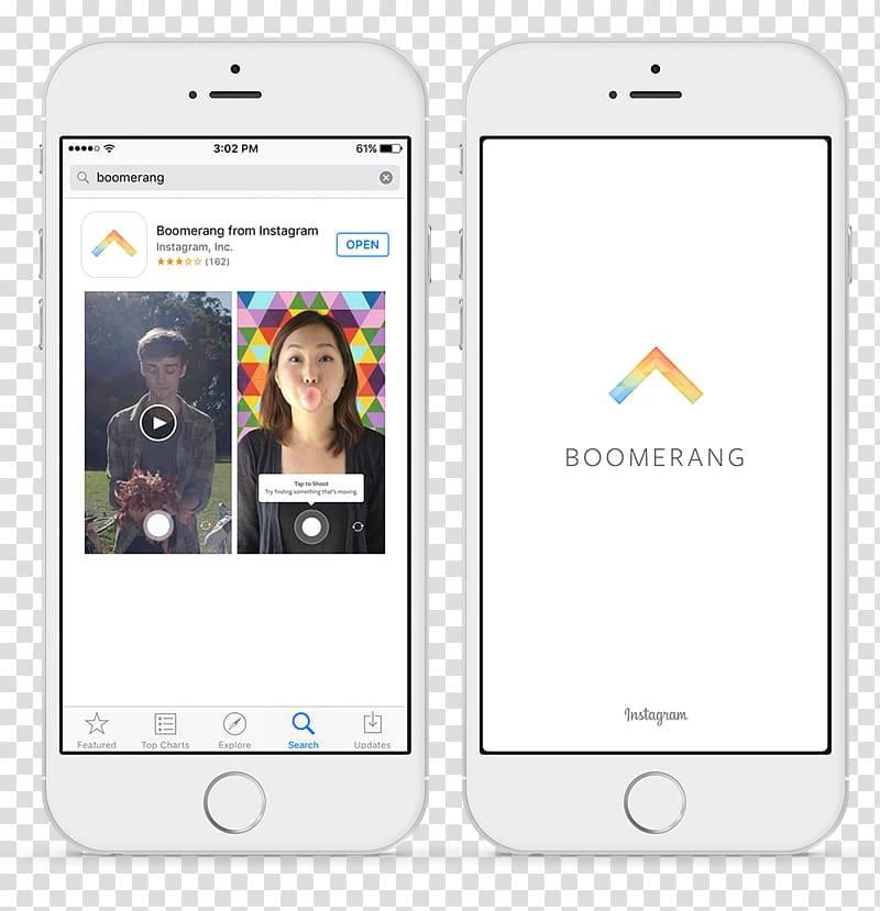 Как сделать бумеранг в инстаграм: из видео, функция в instagram - что значит, приложение в инсте