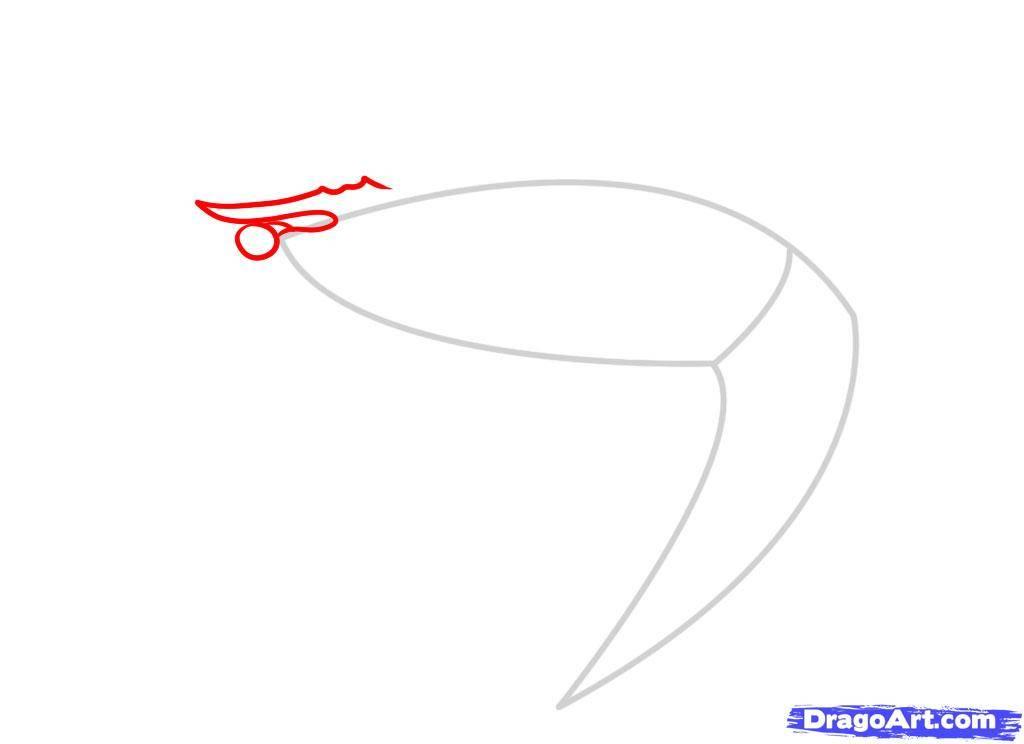 Как нарисовать чарли из тик тока