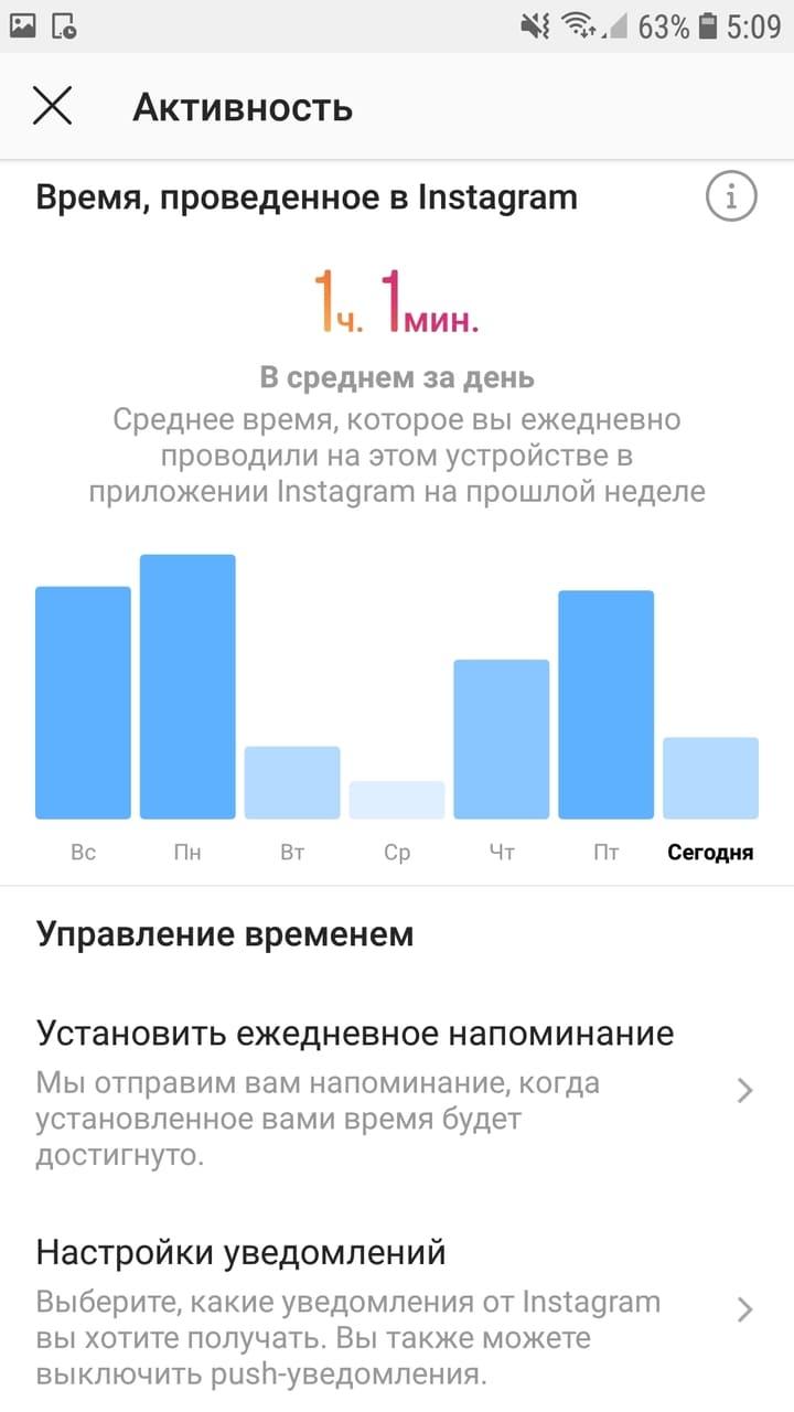 Как посмотреть статистику в инстаграме – 2 способа