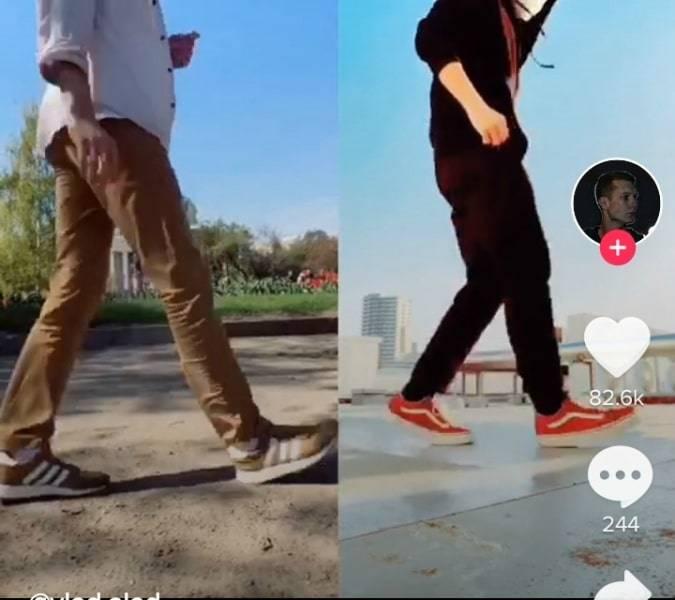 Танец руками в тик ток | видео как делают руками танцы tik tok