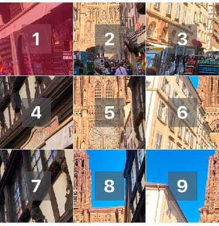 Разрезать фото на части онлайн