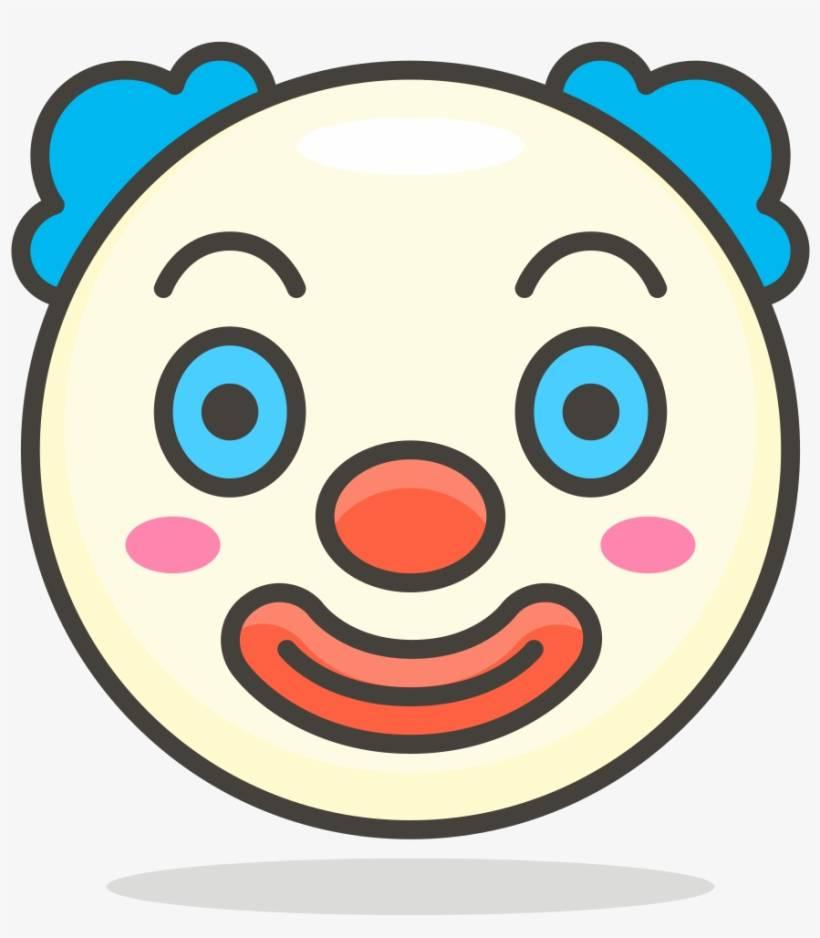 Что значит смайлик клоуна в тик ток