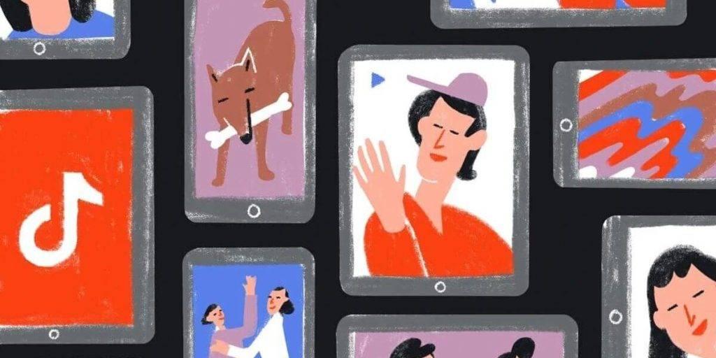Как сделать фон в тик ток своей картинкой