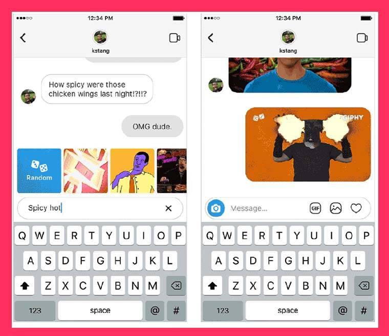 Гайд: загружаем свои собственные gifки в раздел gif-стикеры в instagram stories