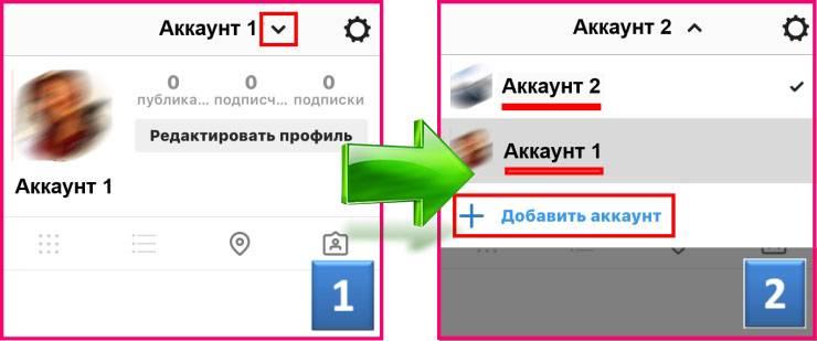 Регистрация в инстаграме через телефон или компьютер
