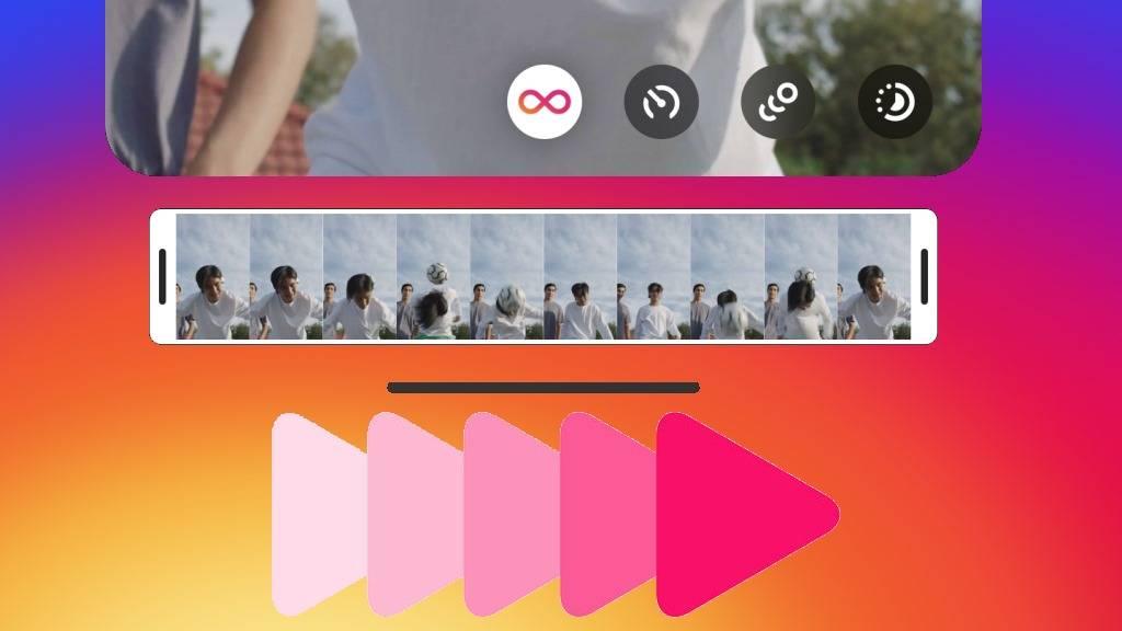 Как ускорить видео в инстаграме - основные способы и программы