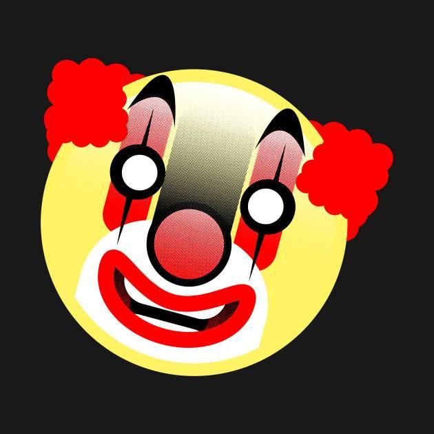 Что означает смайл клоуна и другие в тик ток