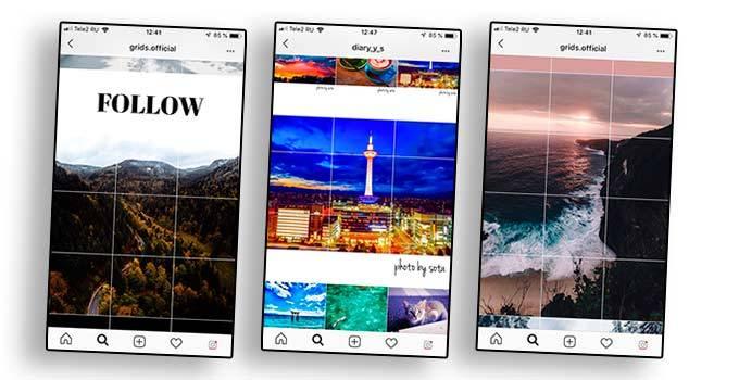Как загрузить фото в инстаграм в полном размере: с телефона, без обрезания и без белого фона