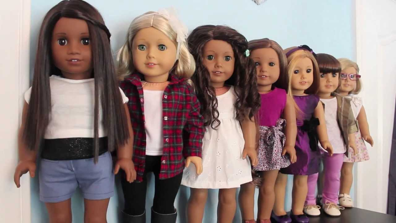 Тик ток американ герл — кто это, стиль и макияж american girl