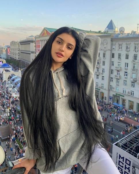 Королева тик тока 20 летняя таджичка диана саева