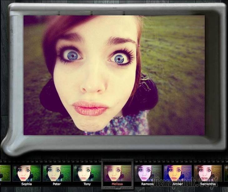 Как сделать фото в instagram - онлайн фоторедактор эффектов