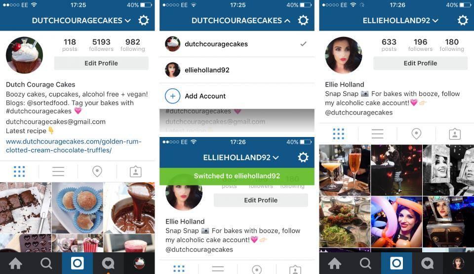 Полезные instagram аккаунты по тематикам