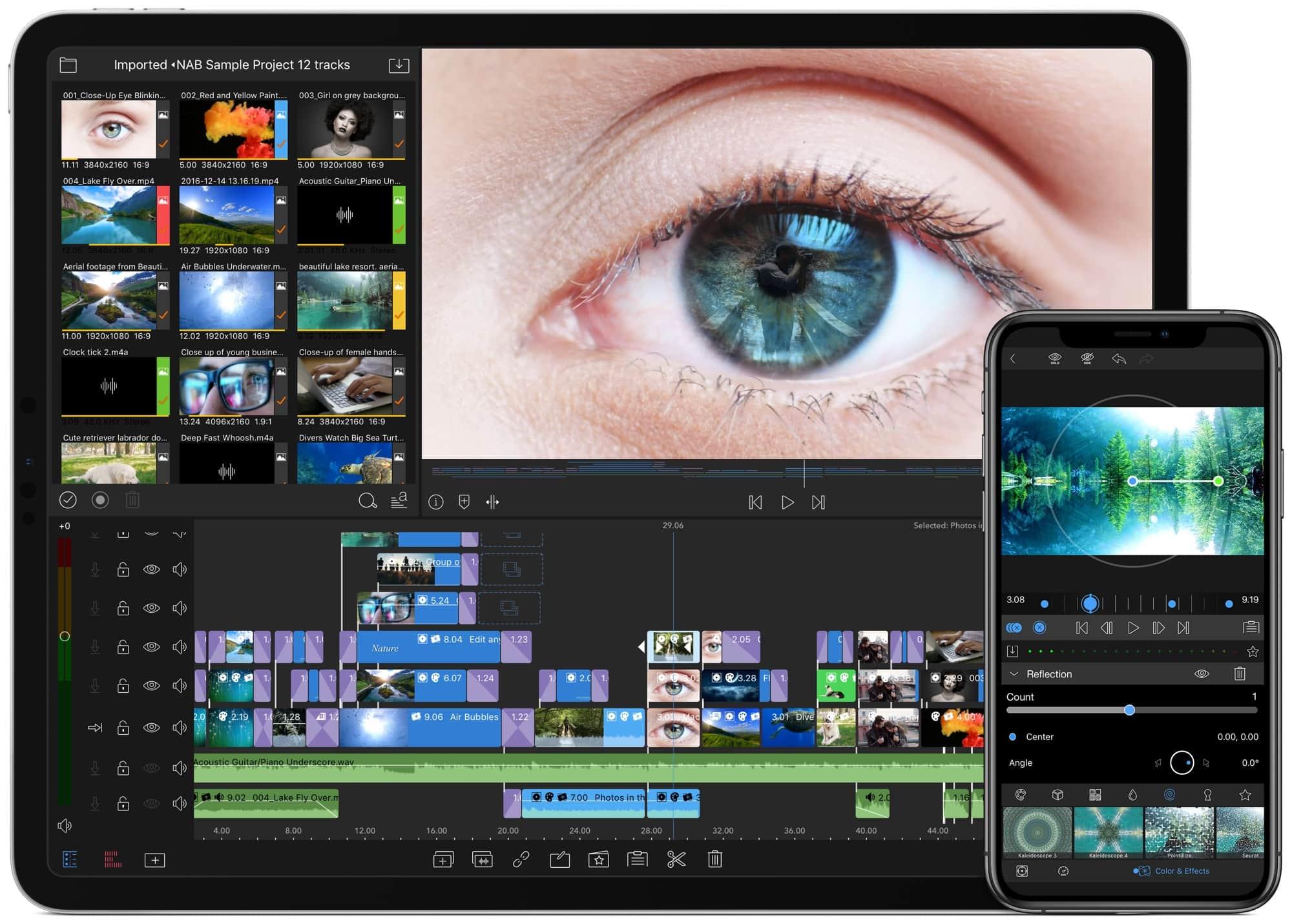Монтаж видео на андроид: выбираем лучшие приложения. топ-10 видеоредакторов